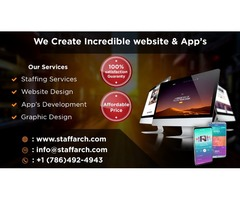 We develop awesome websites and mobile app