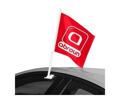 Buy Custom Car Window Flags at Wholesale Price | free-classifieds-usa.com
