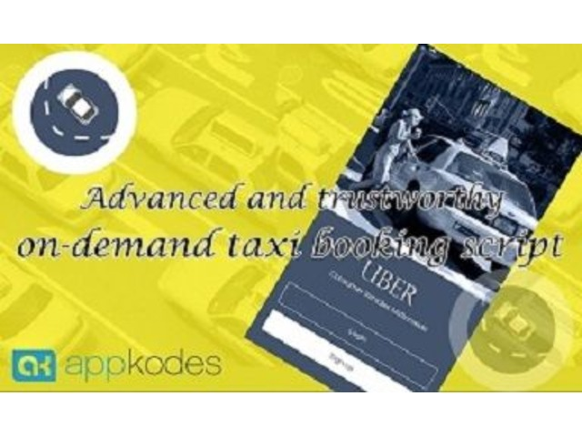 40% Offer Online Taxi Booking Mobile for Android & IOS App