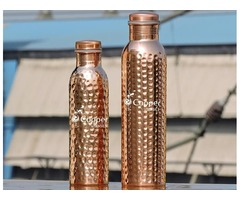 Ayurveda Suggests the Use of Copper Vessels for Storing and Drinking Water