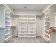 You will love our affordable designed closets