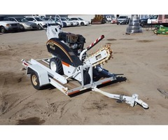 2004 DITCH WITCH 1030H WALK BEHIND TRENCHER