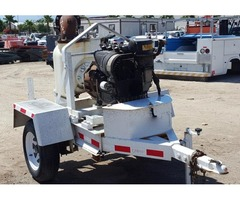 2005 WACKER PT6LT TRASH PUMP