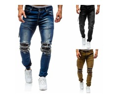 Men Ripped Jeans For Sale