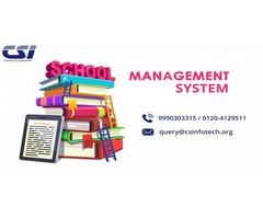 Free School Management System online