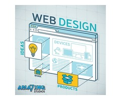 Website Design And Development Services | Amazing7.com