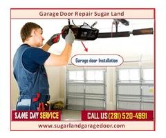 Expert Garage Door Spring Repair $25.95 77498 Sugarland TX