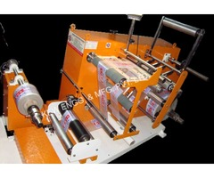 Slitting Rewinding Machine for Batch Printing Coding