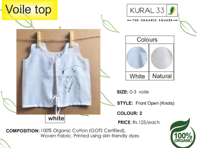 Organic Baby Clothes New Born Essentials Kids Wear For Babies