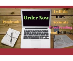 Get Outstanding Proofreading & Editing Services
