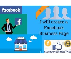 Get Outstanding Creative Facebook Page + Optimization