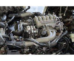 JDM Mazda Cosmo Rx7 EUNOS 20b Twin Turbo 3 Rotor Engine Auto Transmission ECU