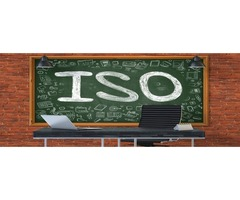 ISO 9001 Certification Program