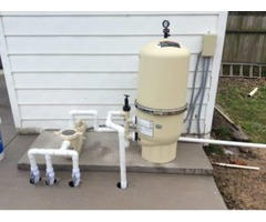 Pool System Repair Company in Texas