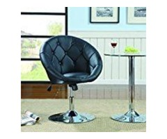 Coaster Contemporary Swivel Accent Chair