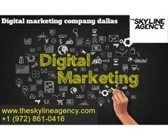 Theskylineagency.com  For Digital Marketing Company Dallas