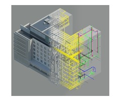 Revit BIM Modeling Services Provided at USA