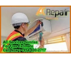 Take Diligent Same Day AC Service from Same Day AC Repair Sunrise