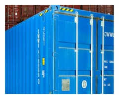 Shipping Containers | Used 40' Dry Container