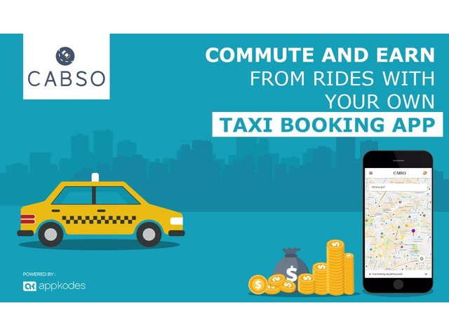 40% Offer To Build an Taxi Booking App Script - Software - Glasgow
