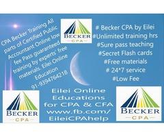 Eilei Online CPA CFA Training