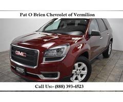 Pat O Brien Chevrolet of Vermilion