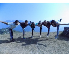 300 Hours Hatha Yoga teacher training Rishikesh