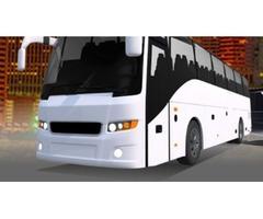 Baltimore charter bus rental