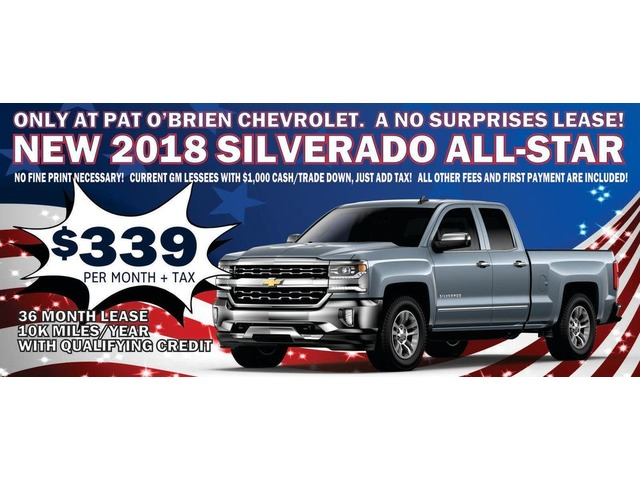 Good Pat O Brien Chevrolet Of Vermilion