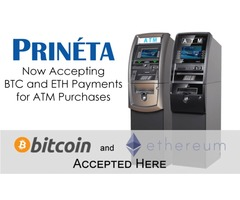 #Bitcoin #BTC #ATM compatible #Machine for #Sale  #Distributors Wanted
