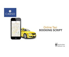 40% Offer Startups Taxi Booking Script for Entrepreneur