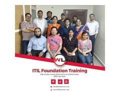 ITIL Foundation Training and Certification Program