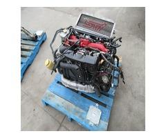 JDM Subaru WRX STi 06 07 V9 EJ207 Turbo Engine DCCD Transmission Rear Diff Axles