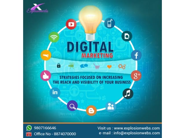 Digital Marketing Company in Varanasi - Development Service