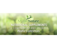 Vitamins and supplements store