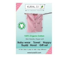 Organic baby clothes, new born essentials, kids wear, baby wear