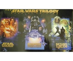 Star Wars Trilogy Special Edition Movie Rare Poster