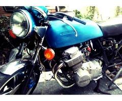 Vintage 1975 Honda CB Supersport 750 f