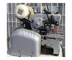 DURKOPP ADLER 558 KEYHOLE SEWING MACHINE