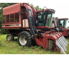 1999 Case IH 2155 Cotton Picker
