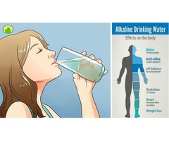 Replacing Regular Water with Tru Balance Water