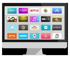 Leading edge Apple TV App Development Service Provider - 4 Way Technologies