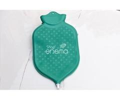 Shop for High-Quality 2-Quart Rubber Enema Bag Green  | free-classifieds-usa.com