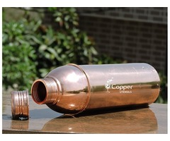 Shop for Pure Copper Water Bottles at Amazing Prices