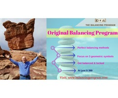 Original Balancing Program- Change at your inner core today