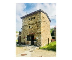 STONE HOUSE FOR SALE in Velilla de la Tercia, Leon, Spain