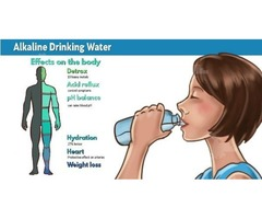 Benefits of Alkaline Water for Acid Reflux