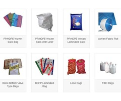 woven sack bag manufacturer