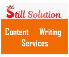 Content Writing Agency, Services, Company at Stillsolution | free-classifieds-usa.com