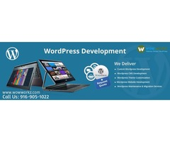 Hire Sacramento  WordPress Development Company